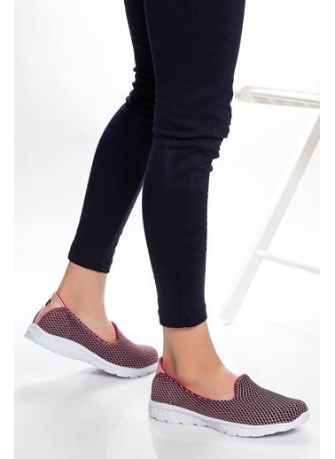Derithy Sneakers Fuşya